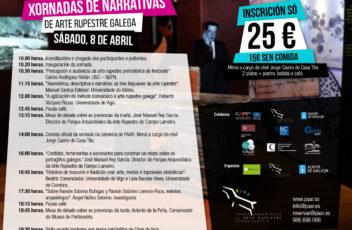 Xornadas de narrativas de Arte Rupestre galega