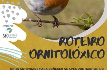 Roteiro ornitolóxico