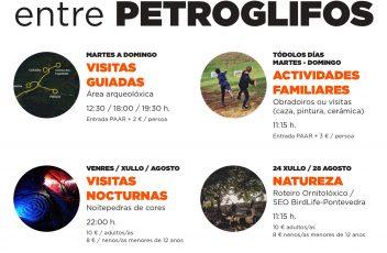 VERANO ENTRE PETROGLIFOS_10 ANIVERSARIO DEL PAAR